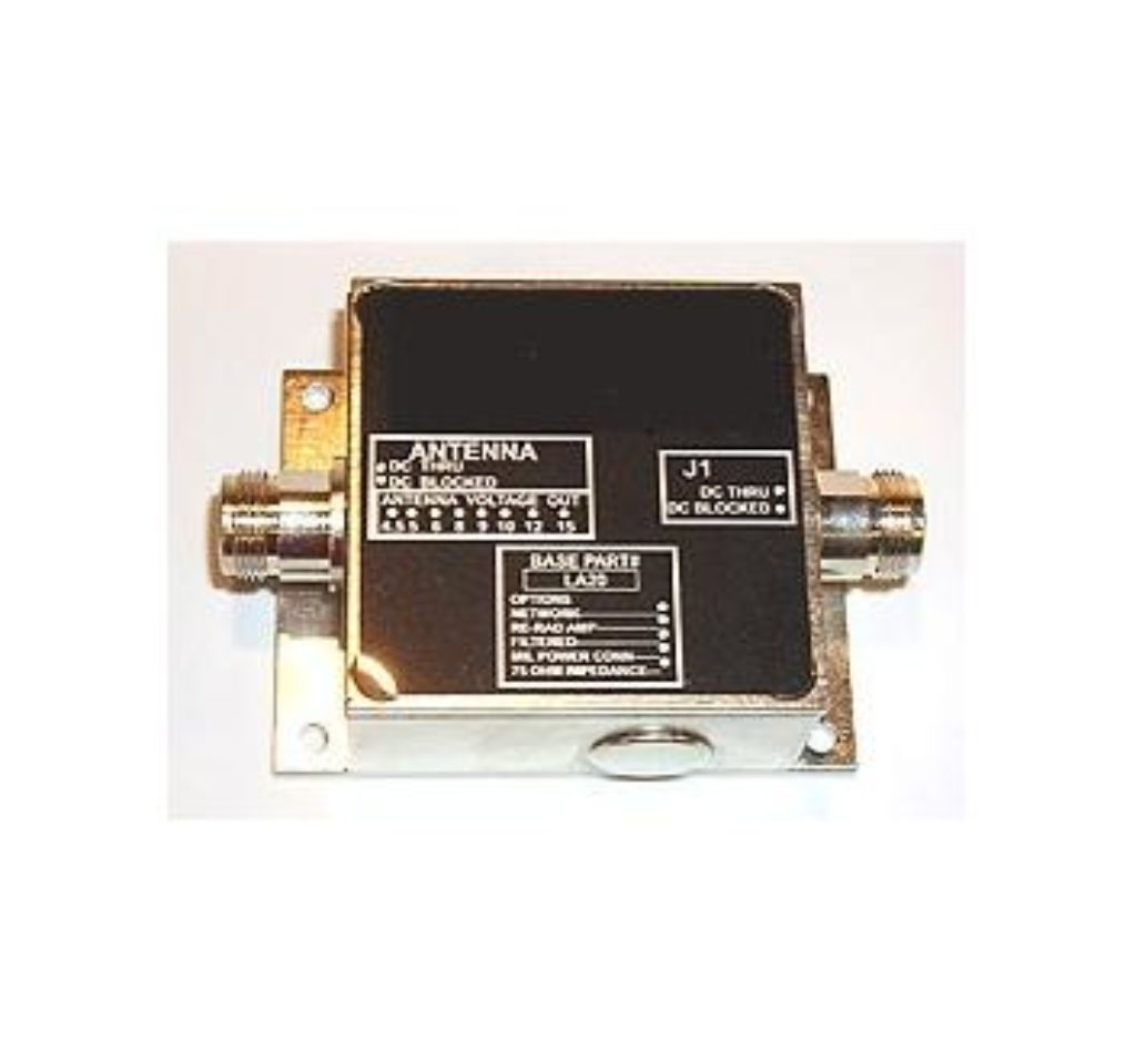 GPS Networking LA40FPDC Line Amplifier
